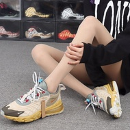 private.™AIR MAX 270 co-branded cactus Jay Chou The same rainbow atmospheric cushion running shoes shock absorption an