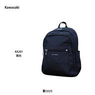 【加賀皮件】KAWASAKI 輕量 多色 10吋平板 休閒後背包 男包 女包 後背包 KA201