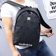 3D ROLL TOP BACKPACK ADIDAS FREE PAPER BAG