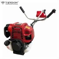 【得世噸TEXDON】GX50 硬管割草機 四行程 環保引擎 除草 割草機 引擎割草 背負式割草機(四行程更環保)