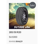 New Tyre 285/50/20 285/50r20