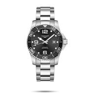 LONGINES 黑鬼陶瓷框 L37814566 原廠公司貨 41mm 潛水錶