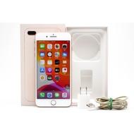 【高雄青蘋果3C】APPLE IPHONE 8 PLUS 64G 64GB 金 IOS13.1.3 #47641