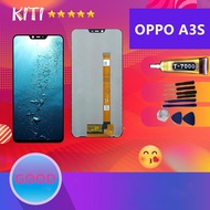For oppo A3S/realme C1 Original For OPPO A3s LCD Dispaly หน้าจอ A3S หน้าจอ LCD  A3S Lcd(/realme C1)+กาว