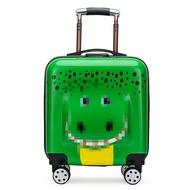 3Dรถเข็นเด็กสามมิติกระเป๋าเดินทางกระเป๋าเดินทางชายและหญิง20นิ้วล้อล็อค18-กระเป๋าเดินทางโครงบอร์ดขนาดนิ้ว
