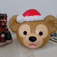 正版絕版Duffy 達菲聖誕爆米花桶 絕版達菲爆米花桶 Duffy達菲聖誕 爆米花桶 絕版爆米花桶 迪士尼 達菲 系列