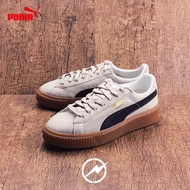 original Puma Court Star Sneakers FREE BTS PHOTOCARD white shoes