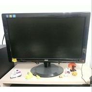 二手 AOC電腦螢幕