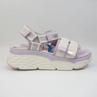 SKECHERS MAX CUSHIONING 女生款 涼鞋 140424WLV 運動涼鞋 拖鞋 厚底涼鞋