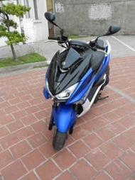 2018 YAMAHA FORCE 155 水冷 消光藍白 可分期 換車 新勁戰 SMAX BWS
