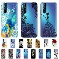 huawei y6 prime 2018 phone case TPU Silicone back Covers HUAWEI Y6prime 2018 HuaweiY 6 2018 Y 6 2018 soft Casing