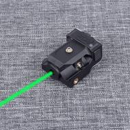 Tactical Military Rechargeable Pistol Mini Green Laser Sight for Glock Colt 1911 Airgun Rifle Handgu