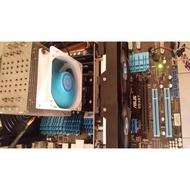 AMD FX 8350 八核 125 瓦 無風扇(需要散熱好的風扇) 上機中