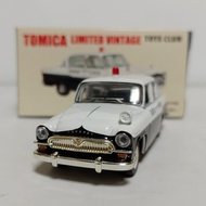 Tomytec 1/64 TLV TOYS CLUB TOYOPET CROWN 警車 豐田 皇冠 Tomica