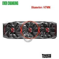 T129215su 0.50a การ์ดจอพัดลมสำหรับ Pny Geforce Gtx 1080ti 11Gb Xlr8 Gaming Oc