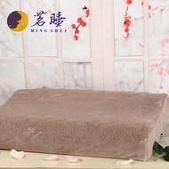 Tea Sleep Memory Pillow Nursing Cervical Pillow Memory Foam Pillow Space Memory Foam Big on Pillow