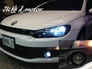 JK極光HID 霧燈魚眼T5福斯GOLF AMAROK CADDY JETTA SCIROCCO TIGUAN  VW