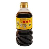 屏科大非基改造薄鹽醬油710ml