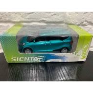 Toyota sienta迴力車(翎鵲藍)