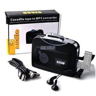 無需接電腦 磁帶直接轉檔轉USB隨身碟 卡帶錄音帶轉MP3 EzCap 卡帶轉檔機 錄音帶播放機 卡帶轉錄備份 5.0