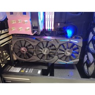 華碩 顯示卡 ROG STRIX GTX1070 3風扇 HDMI DISPLAY PORT 三扇顯示卡