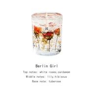 ดอกไม้ผลไม้น้ำมันหอมระเหยเทียนหอมเทศกาลฉลองวันแต่งงานเทียนหอมสาว Bath And Body Work เทียนหอม