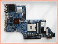 665346-001 for HP DV6T-6C00 NOTEBOOK hp Pavilion DV6-6000 laptop Motherboard for with HM65 HD6490/1G 100% Tested
