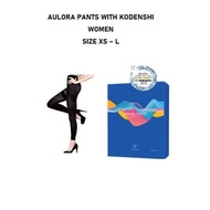 JAPAN TECHNOLOGY KODENSHI Pants- FOR FEMALE AND MALE BLOOD CIRCULATION/SUPPORT FOOT ARCH/REDUCE FATIGUE/KEEP FEET DRY