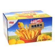 【漫時光】卡迪那 95度C 鮮脆薯條 60g*10包 薯條 / COSTCO 好市多代購
