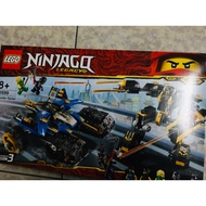 Lego71699-樂高忍者戰車-超級破盤特價,介意盒況者勿標