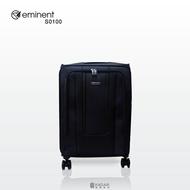 【加賀皮件】萬國通路 Eminent 雅仕 輕量 大容量 墨藍色 商務箱 行李箱 布箱 20吋 旅行箱 S0100