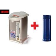 象印 4L微電腦電動熱水瓶 CD-WBF40 + 象印 0.5L保溫瓶 SM-AGE50(AC)