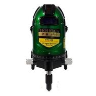 (南台測繪)(含稅) 伊藤980G 4V4H8D 真綠光/鋰電池1顆 電子式自動整平 8線8點 綠光雷射水平儀 (LS)