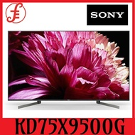 SONY SMART TV UHD 75INCH KD75X9500G ULTRA HD 4K ANDROID LED TV