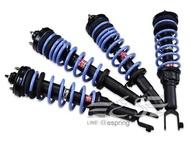 阿宏改裝部品 HONDA CIVIC K8 KYB 黑桶 避震器 + TS 短彈簧 TRIPLE S 降低 總成 附發票