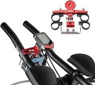 Lixada Tt Aerobar Bike Computer Sports Camera Mount Holder For Road Bicycle