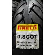 馬克車業 PIRELLI 倍耐力 DIABLO 惡魔胎 機車輪胎 130/70-13 完工價2500