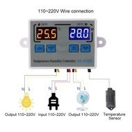 TOP 數字溫控器濕度控制器蛋孵化器10A溫度控制器