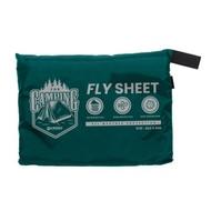 Flysheet Tent Camping Kroov 4x6 Original