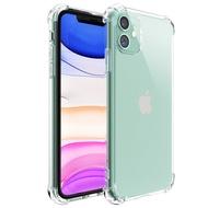 เคสโทรศัพท์  Apple iPhone 12 iPhone 12 Pro Max iPhone 12 Mini iPhone 11 Pro iPhone 8 Plus BJONE เคส TPU ใสกันกระแทก