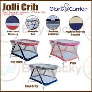 Giant Carrier Jolli Playpen Crib for Baby