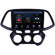 Car Stereo Android 9.0 Radio for Hyundai Santro/Atos 2018 GPS Navigation 9 Inch Touch Screen Head Unit MP5 Multimedia Player Video with 4G WiFi DSP SWC Mirror Link
