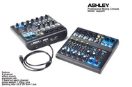 MIXER ASHLEY JAGUAR 8 - CONECT COMPUTER MIXER ASHLEY 8 CHANNEL