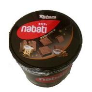 威化捲 RICHOCO Nabati  威化餅 巧克力風味威化餅 超取限4罐