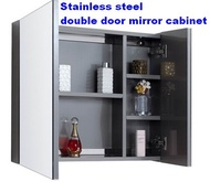 MIRROR CABINET/stainless steel/ready store/local seller/bathroom /
