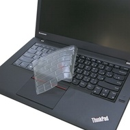 【Ezstick】Lenovo ThinkPad T450 T450S 專利透氣奈米銀抗菌TPU 鍵盤保護膜 鍵盤膜