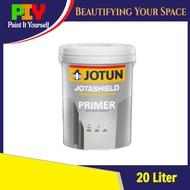 Jotun Jotashield Primer Wall Sealer / Cat Undercoat Luar Dinding Rumah 20L - 20Liter
