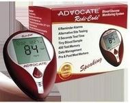▶$1 Shop Coupon◀  Advocate Redi-Code Talking Glucose Meter Kit Combo (Meter Kit and Test Strips 100c