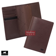 Braun buffel Small Gold Cattle Passport Holder Time To P Series 5 Color bf334