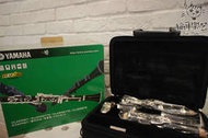 ♪ Your Music 愉耳樂器 ♪ YAMAHA山葉木管豎笛,黑管,單簧管(YCL-450)按鍵鍍銀,公司貨